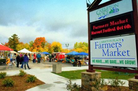 Carleton Place Farmers' Market homepage