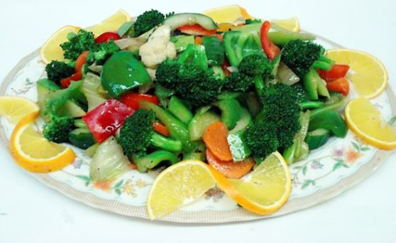 Steamed.Vegetables